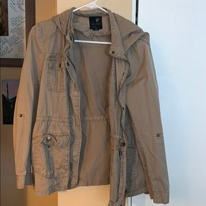 Army Style Women's Jacket